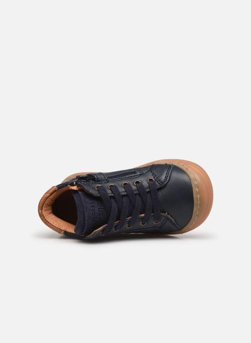 Bottines et boots Bisgaard Thor Bleu vue gauche