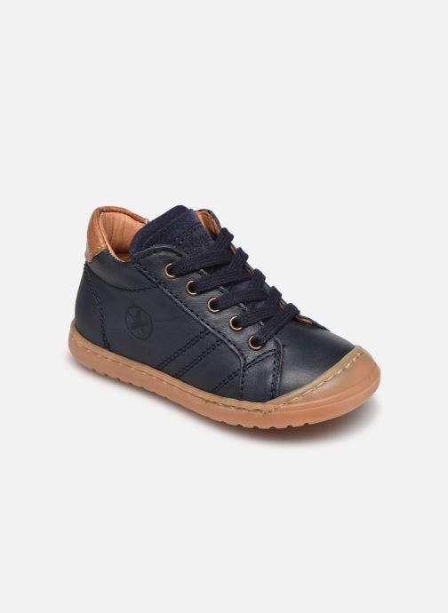 Bottines et boots Bisgaard Thor Bleu vue détail/paire