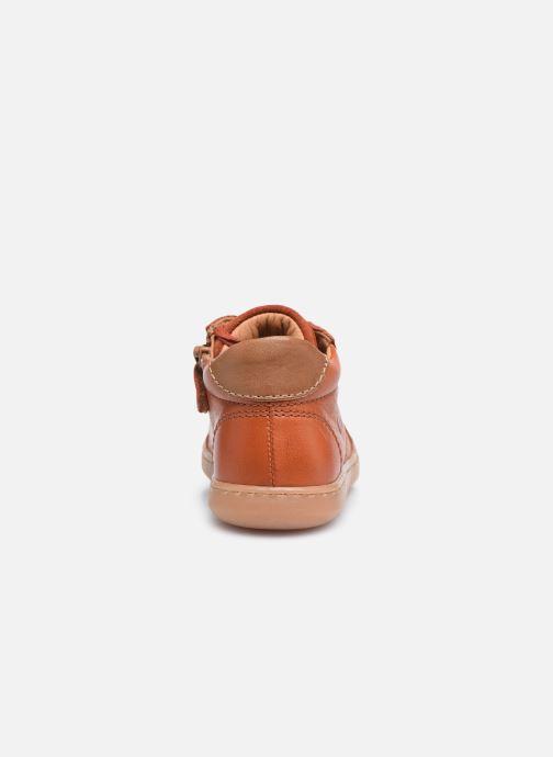 Bottines et boots Bisgaard Thor Orange vue droite