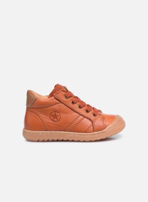 Stiefeletten & Boots Bisgaard Thor orange ansicht von hinten