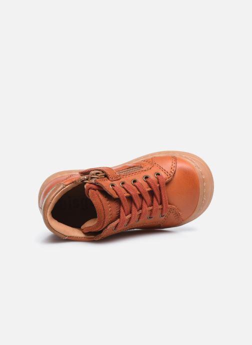 Stiefeletten & Boots Bisgaard Thor orange ansicht von links