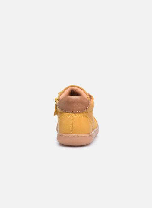 Stiefeletten & Boots Bisgaard Thor gelb ansicht von rechts