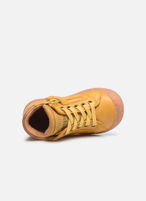 Stiefeletten & Boots Bisgaard Thor gelb ansicht von links