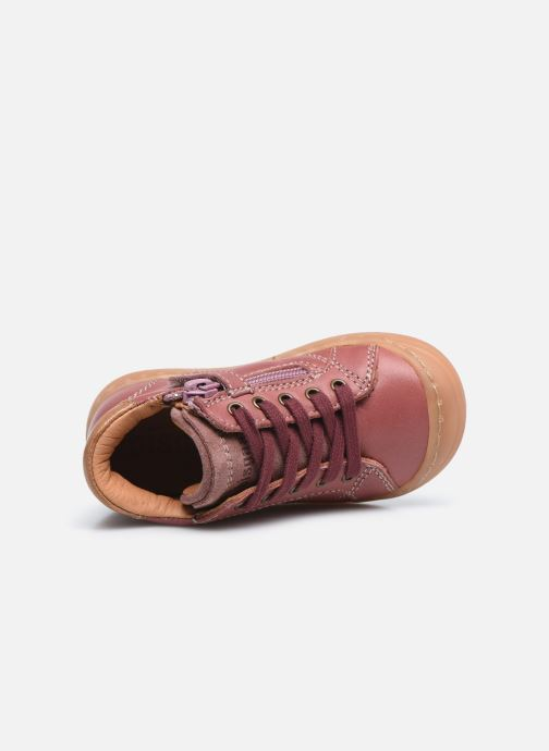 Stiefeletten & Boots Bisgaard Thor rosa ansicht von links