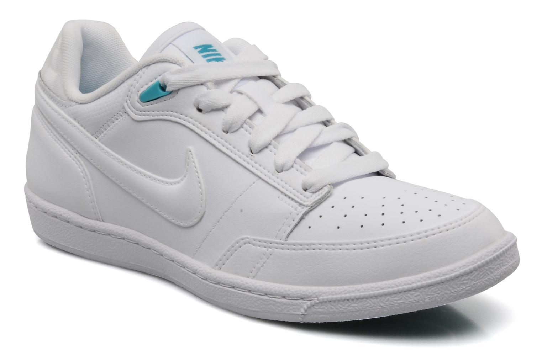 Sneakers Nike Wmns Nike Double Team Lite Hvid detaljeret billede af skoene
