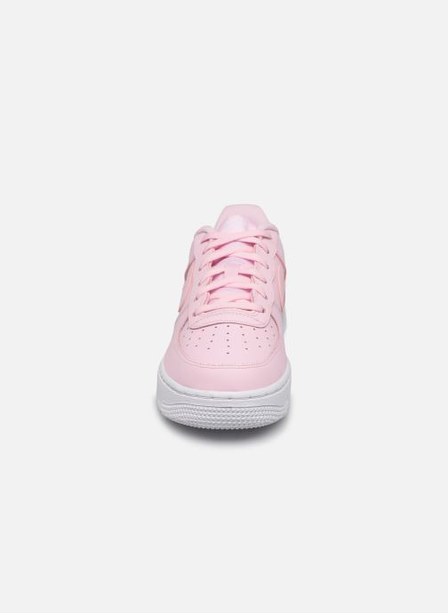 Trainers Nike Air Force 1 Gs Pink model view