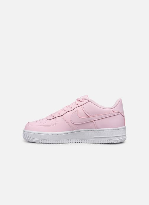 Trainers Nike Air Force 1 Gs Pink front view