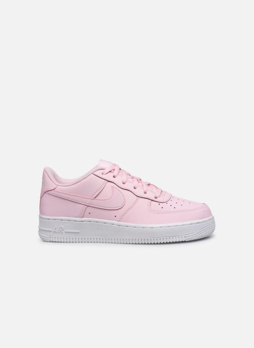Trainers Nike Air Force 1 Gs Pink back view