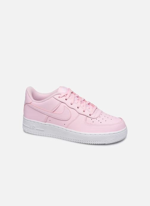 Trainers Nike Air Force 1 Gs Pink detailed view/ Pair view