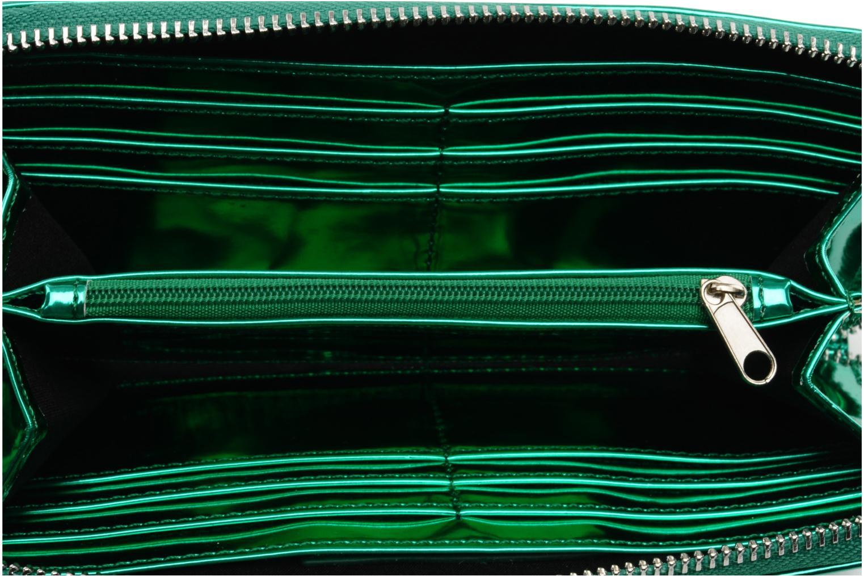 Marroquinería pequeña Georgia Rose Marbella Verde vistra trasera