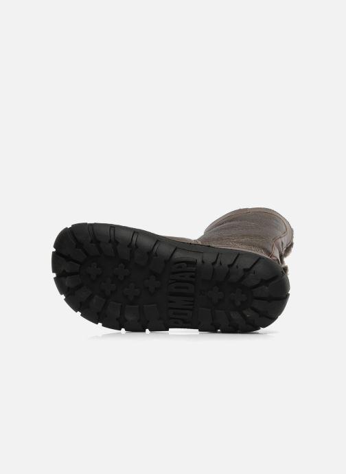 Laarzen Pom d Api Piwi chabraque bis Goud en brons boven