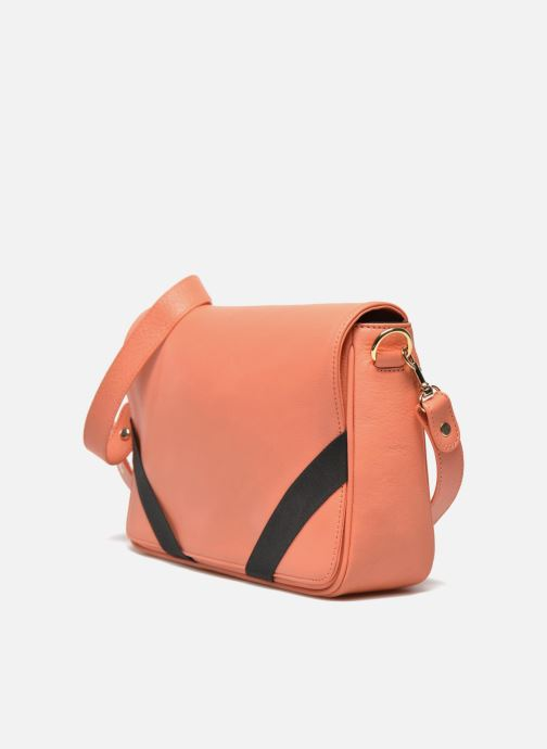 Handtassen MySuelly Gisèle Oranje model