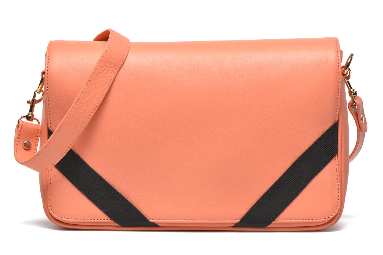 Handbags MySuelly Gisèle Orange detailed view/ Pair view