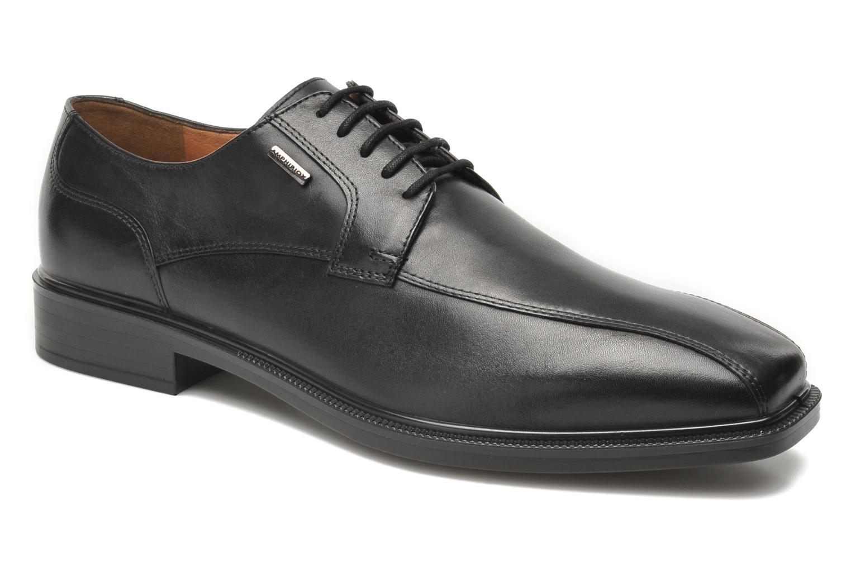 Chaussures à lacets Geox U ALEX A ABX A U44C4A Noir vue détail/paire
