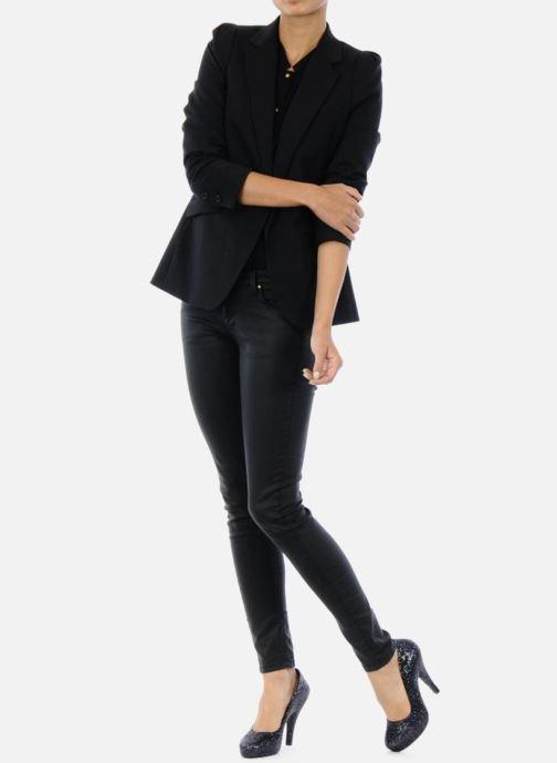 Høje hæle Melissa Vivienne Westwood + Melissa Skyscraper III Sort se forneden