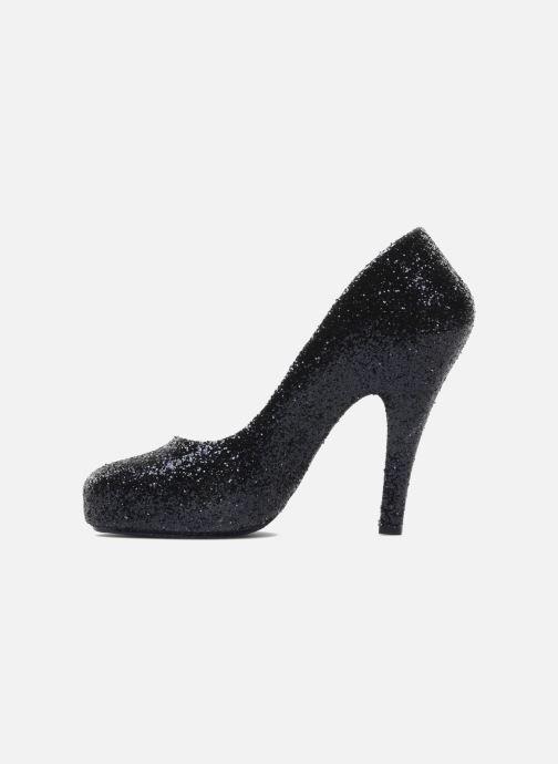 Zapatos de tacón Melissa Vivienne Westwood + Melissa Skyscraper III Negro vista de frente