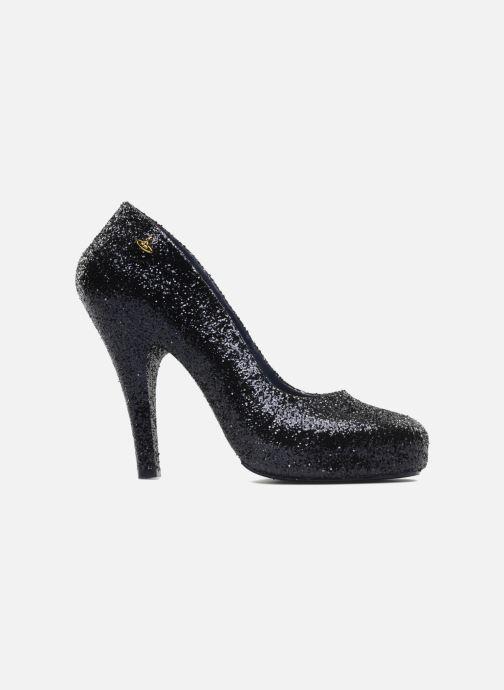 Zapatos de tacón Melissa Vivienne Westwood + Melissa Skyscraper III Negro vistra trasera