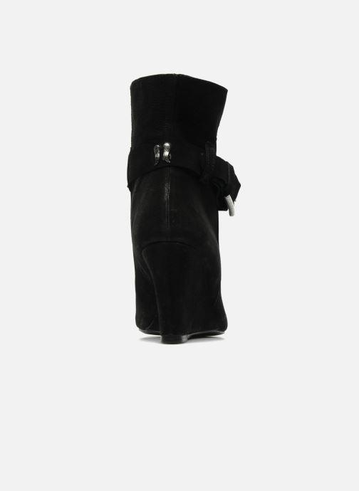Bottines et boots Berenice The Glamourous Noir vue droite