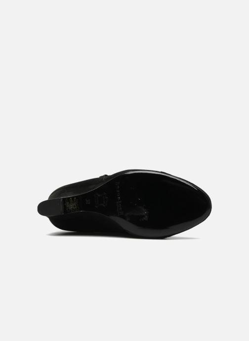 Bottines et boots Berenice The Glamourous Noir vue haut