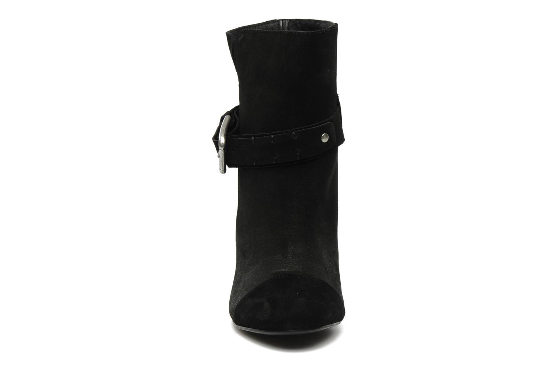 Bottines et boots Berenice The Glamourous Noir vue portées chaussures