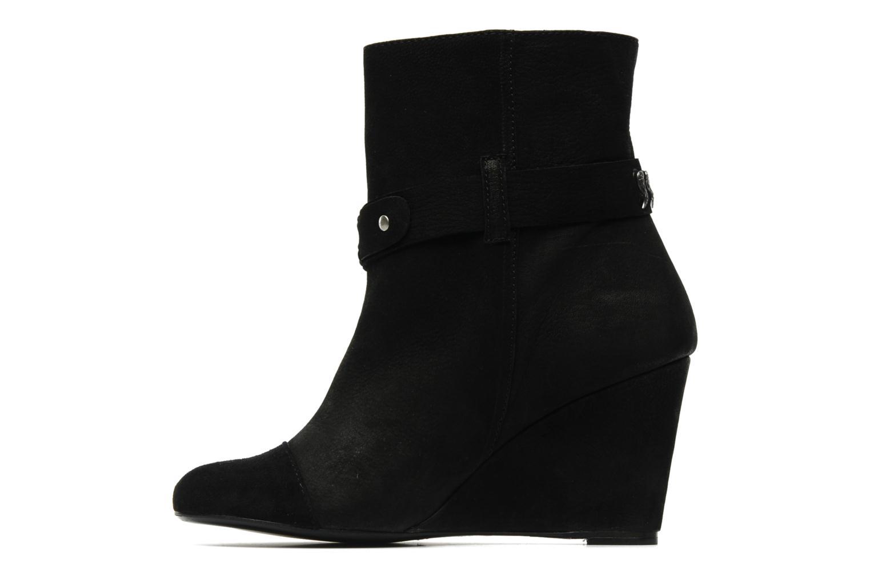 Bottines et boots Berenice The Glamourous Noir vue face