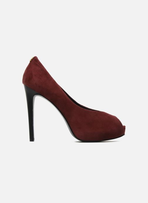 Pumps Guess Hytner Bordeaux achterkant