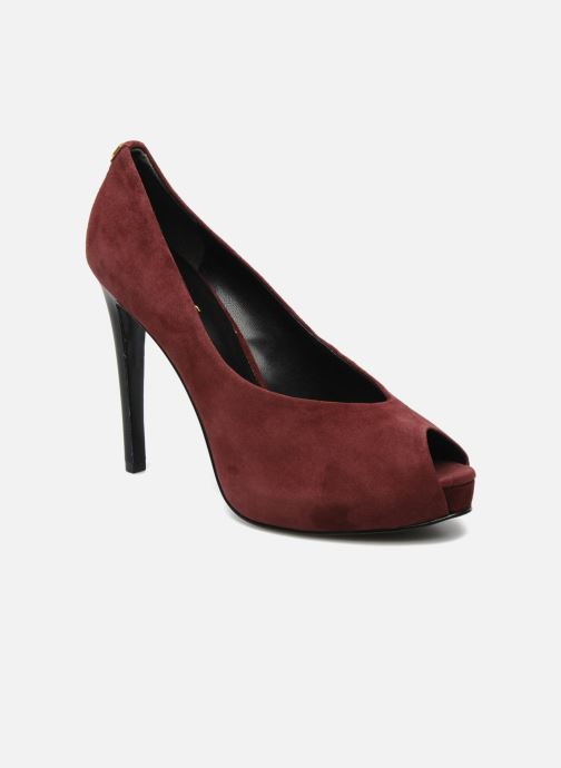 Pumps Guess Hytner Bordeaux detail