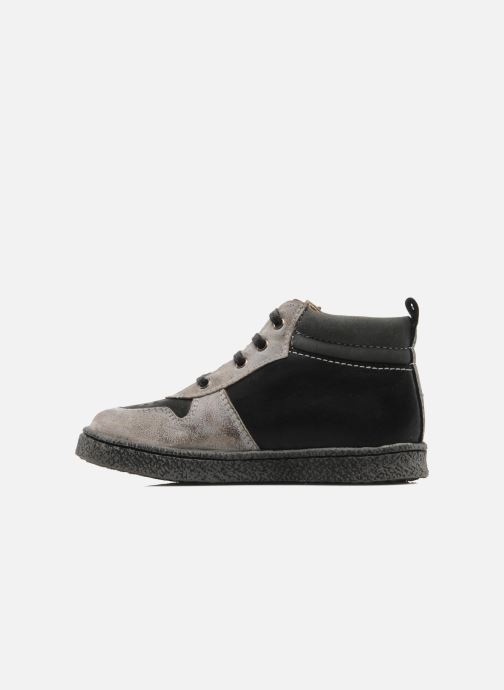 Ankle boots Natik Canaries Black front view