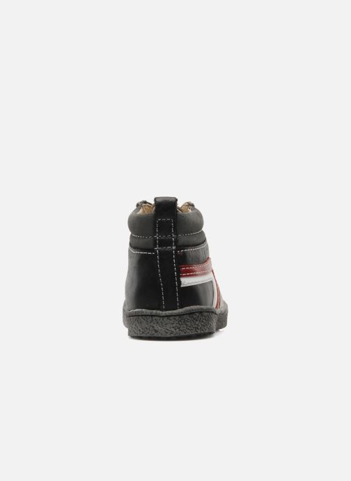 Ankle boots Natik Canaries Black view from the right