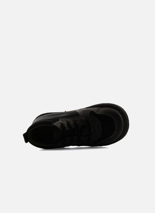 Stiefeletten & Boots Natik Canaries schwarz ansicht von links