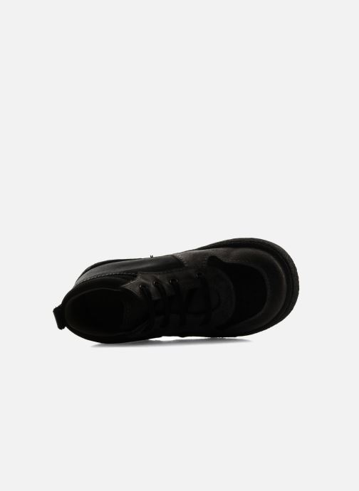 Boots en enkellaarsjes Natik Canaries Zwart links