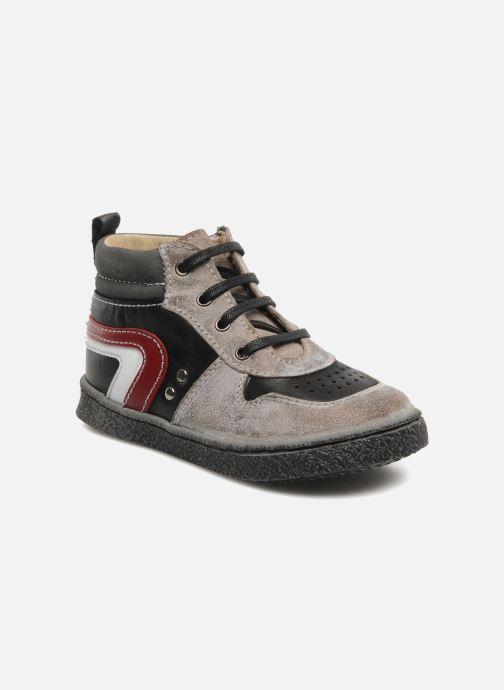 Boots en enkellaarsjes Natik Canaries Zwart detail