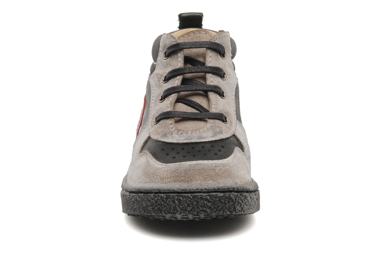 Bottines et boots Natik Canaries Noir vue portées chaussures