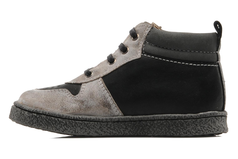 Bottines et boots Natik Canaries Noir vue face