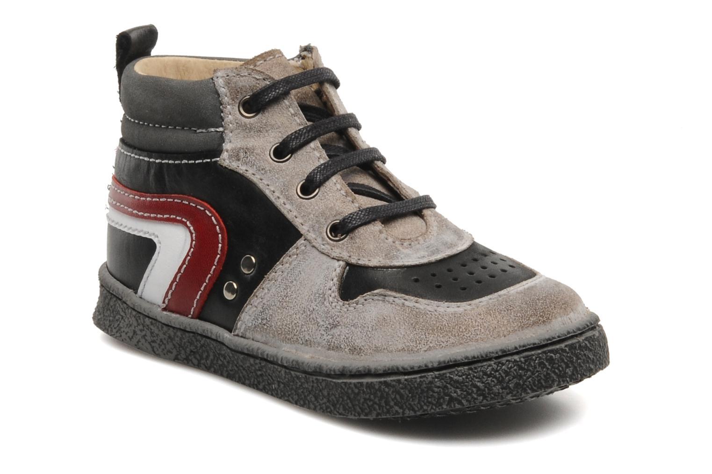 Bottines et boots Natik Canaries Noir vue détail/paire