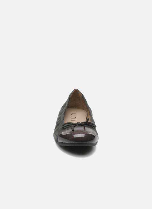 Ballerinas Unisa Cino grau schuhe getragen