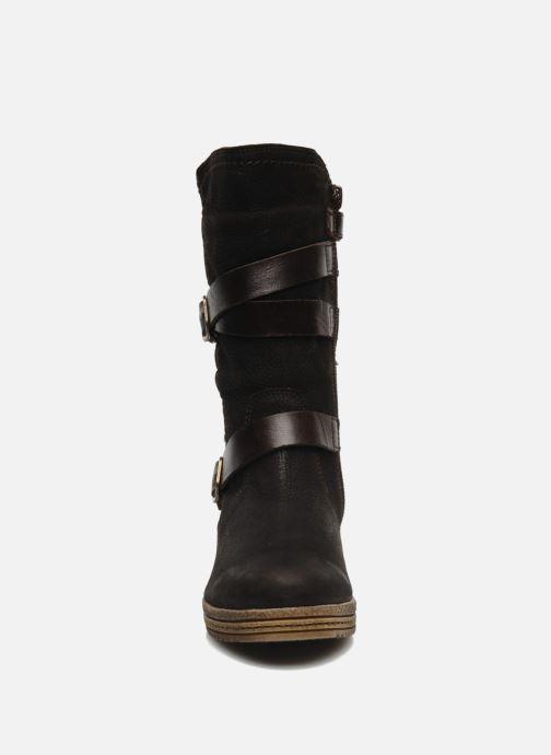 Stiefel Unisa FORNI braun schuhe getragen