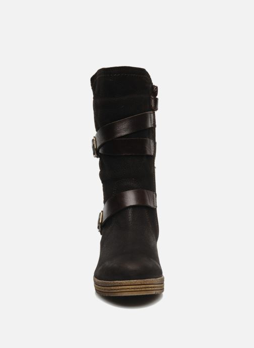 Boots & wellies Unisa FORNI Brown model view