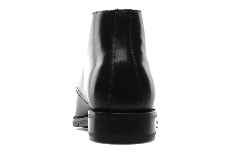 Chaussures à lacets Finsbury Chukka Noir vue droite