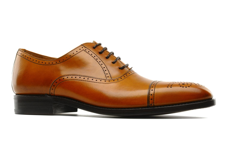 Chaussures à lacets Finsbury Diplomate Marron vue derrière