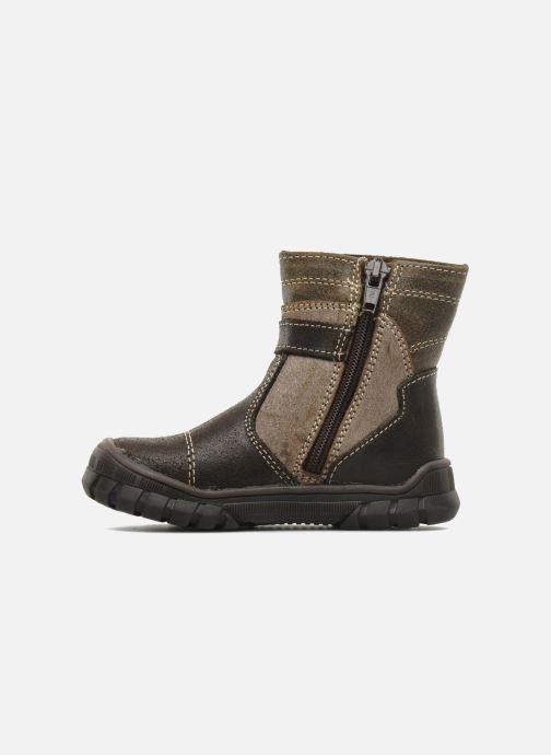 Stiefeletten & Boots Bopy Bocari braun ansicht von vorne