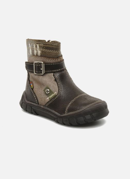 Stiefeletten & Boots Bopy Bocari braun detaillierte ansicht/modell