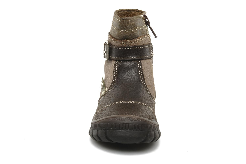 Bottines et boots Bopy Bocari Marron vue portées chaussures
