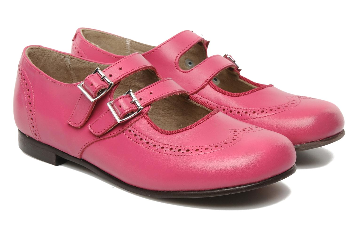 Ballerines start rite classics JANE Rose vue 3/4