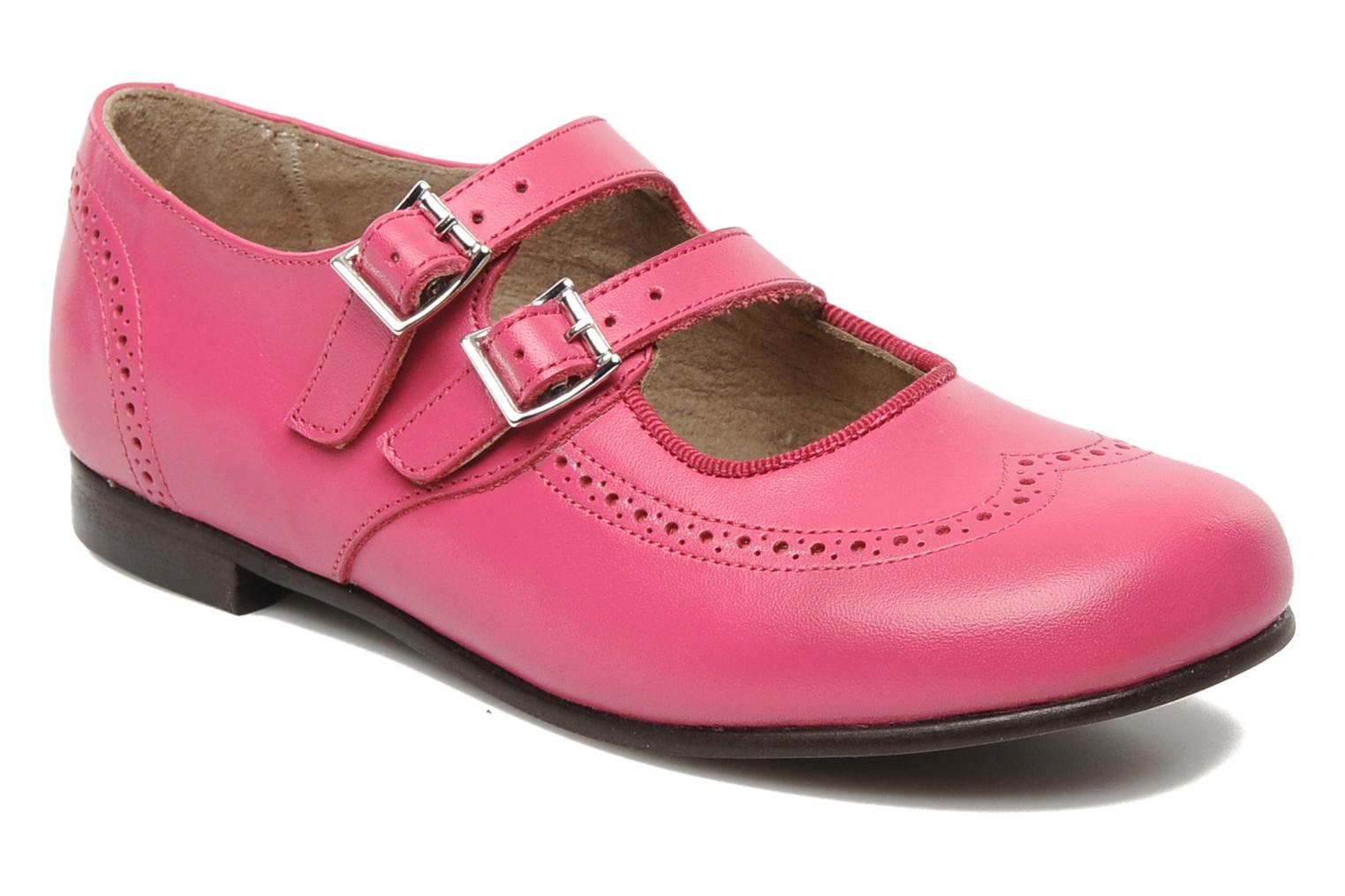 Ballerines start rite classics JANE Rose vue détail/paire