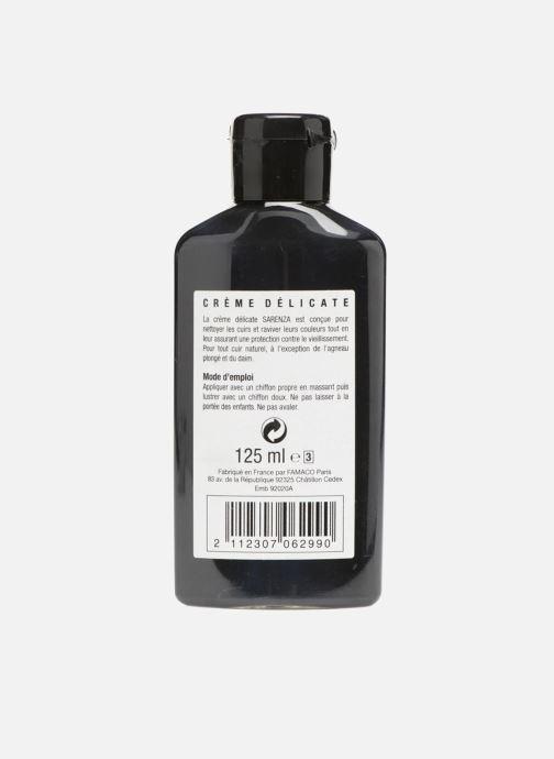 Schuhpflegeprodukte Sarenza care Soin crème délicate Noir 125 Ml schwarz schuhe getragen