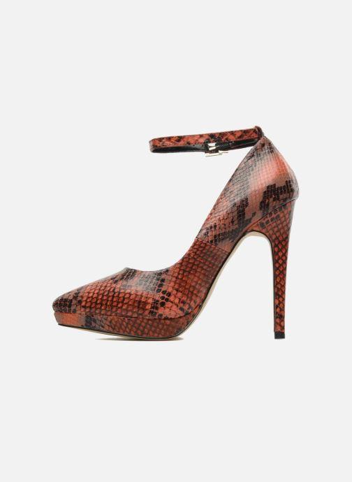 Snake Escarpins Leather Annie Carvela Red DYHe9WE2I