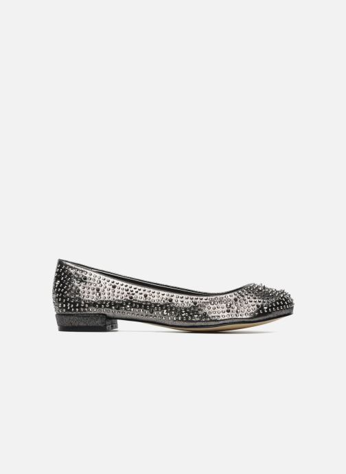 Ballet pumps Carvela LIEUTENANT Silver back view