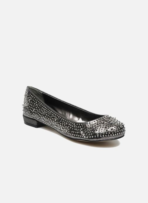 Ballet pumps Carvela LIEUTENANT Silver detailed view/ Pair view