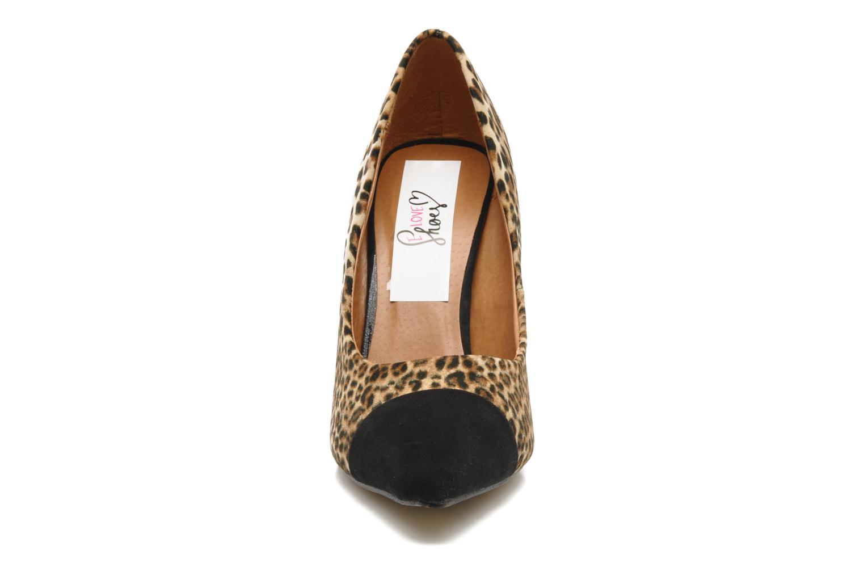 Décolleté I Love Shoes Nermina Multicolore modello indossato